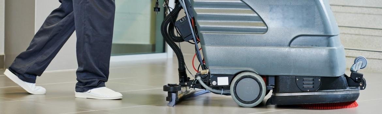 Unser Reinigungsdienst bietet professionelle Gebäudereinigung an