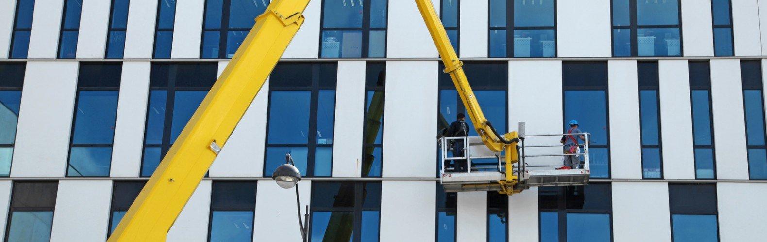 Glasreinigung von Experten in Hannover