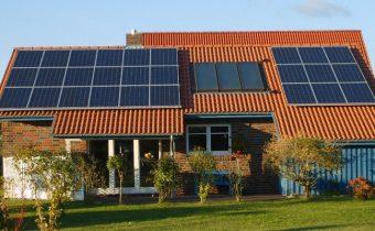 Solaranlagenreinigung vom Reinigungsunternehmen in Hannover